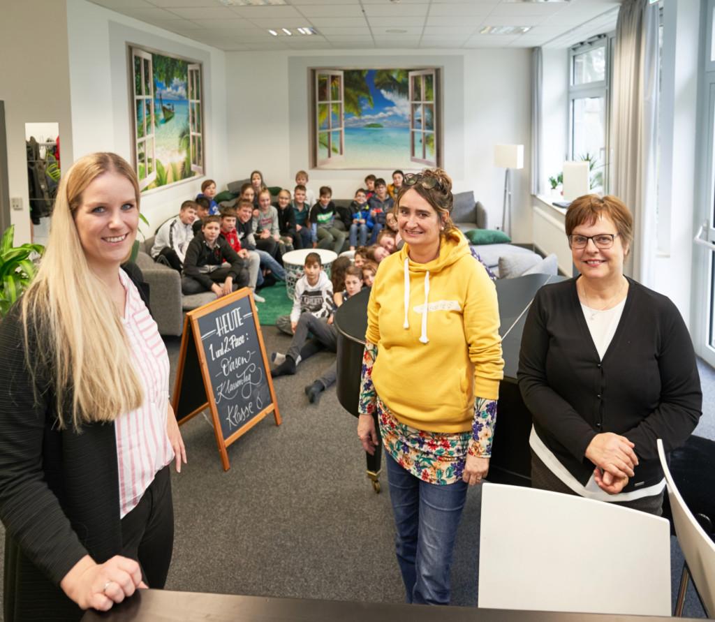 Hospitation Ernst Reuter Schule