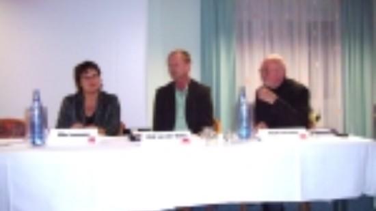 Dr. Silke Lesemann, Dirk von der Osten, Manfred Kotter