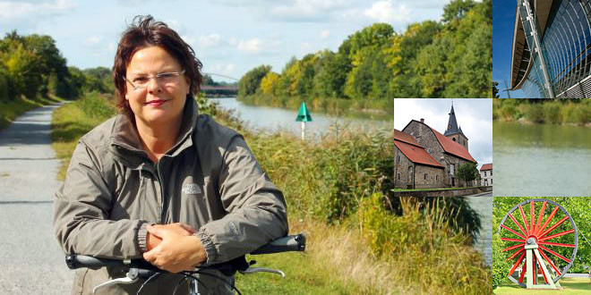 Silke Lesemann - Unterwegs in Ihrem Wahlkreis